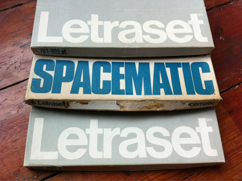 Letrasets